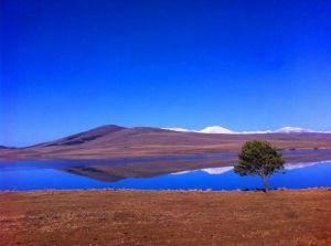 paravani lake - georgia