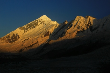 This image has an empty alt attribute; its file name is karakorum-diran-peak.jpg