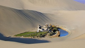 crescent-lake-desert-oasis-dunhuang-china
